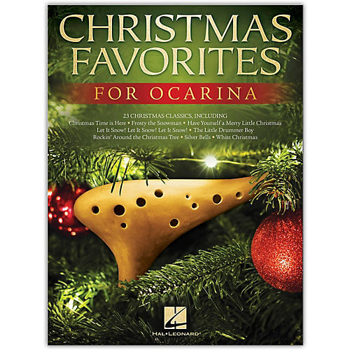 Hal Leonard Christmas Favorites for Ocarina thumbnail