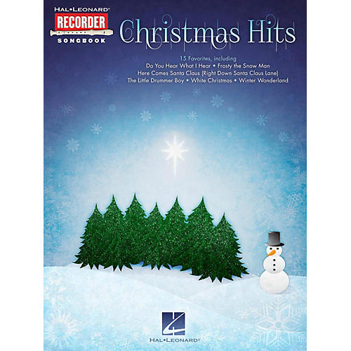 Hal Leonard Christmas Hits - Hal Leonard Recorder Songbook thumbnail