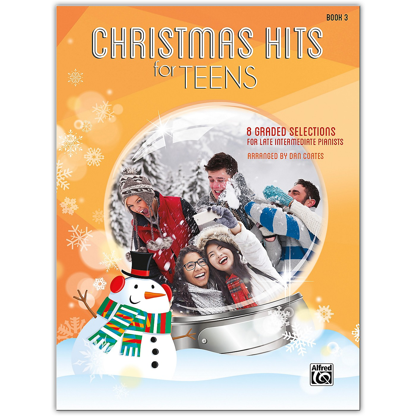 Alfred Christmas Hits for Teens, Book 3 Late Intermediate thumbnail