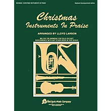 Fred Bock Music Christmas Instruments in Praise (Keyboard Accompaniment) Instructional Series