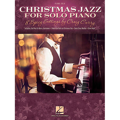 Hal Leonard Christmas Jazz For Solo Piano thumbnail