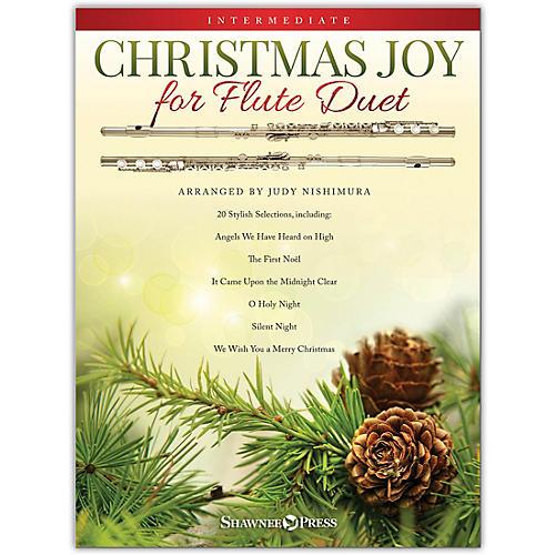 Shawnee Press Christmas Joy for Flute Duet thumbnail
