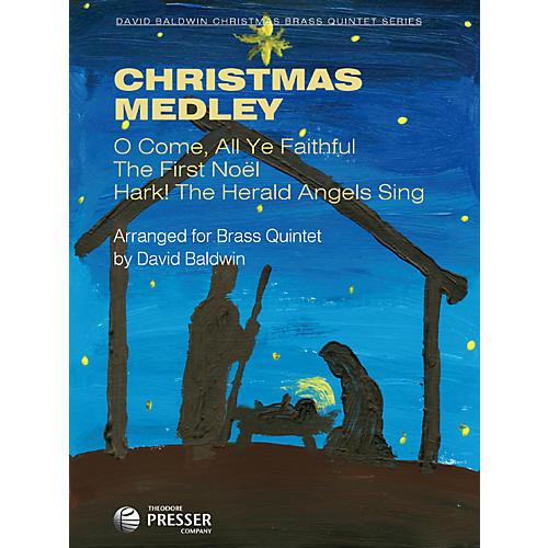 Theodore Presser Christmas Medley thumbnail
