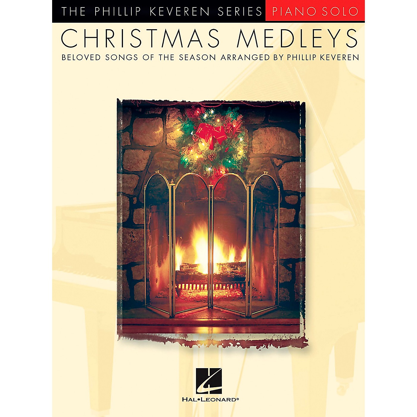 Hal Leonard Christmas Medleys - Piano Solo By Phillip Keveren Series thumbnail