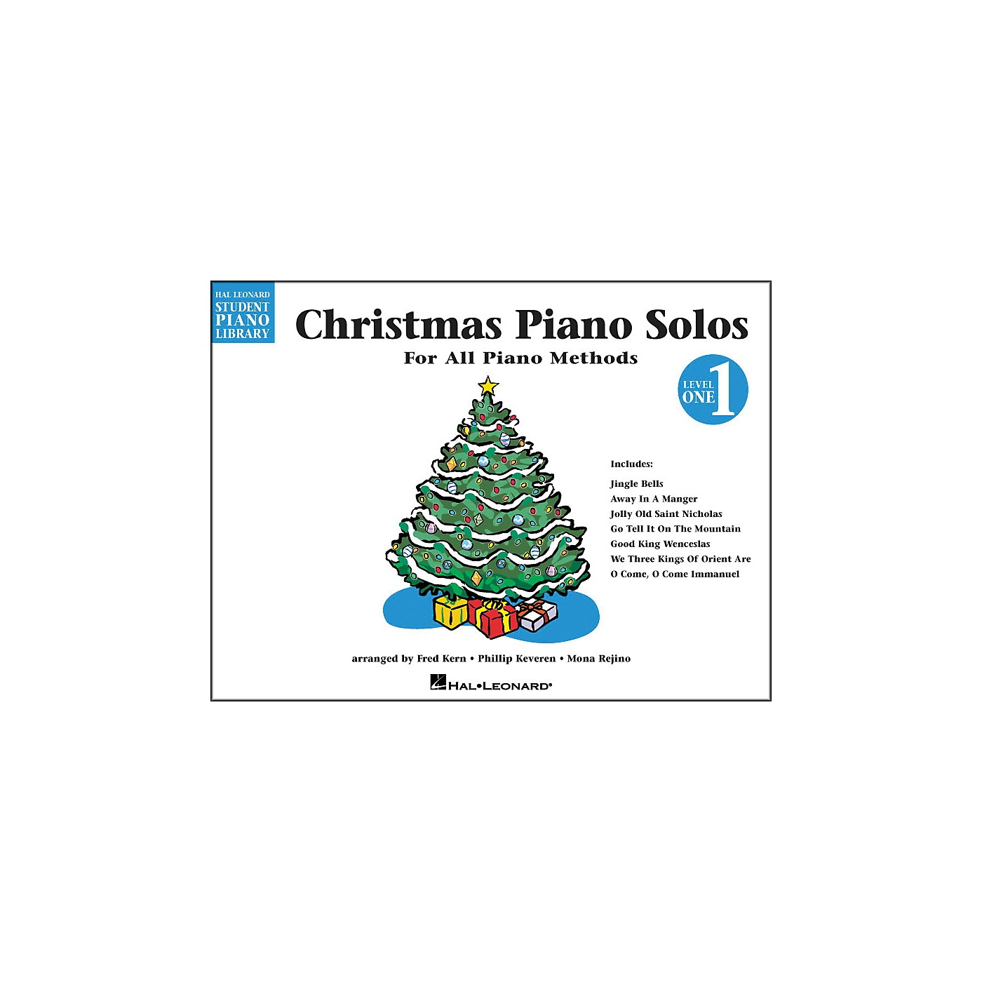 Hal Leonard Christmas Piano Solos Book 1 Hal Leonard Student Piano Library thumbnail