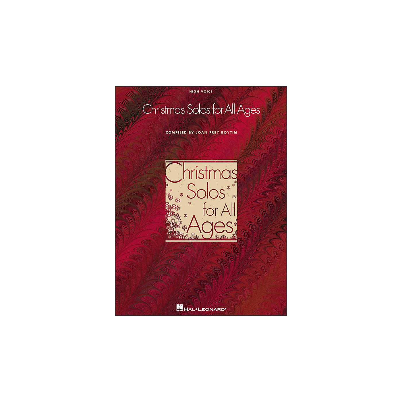 Hal Leonard Christmas Solos for All Ages for High Voice thumbnail