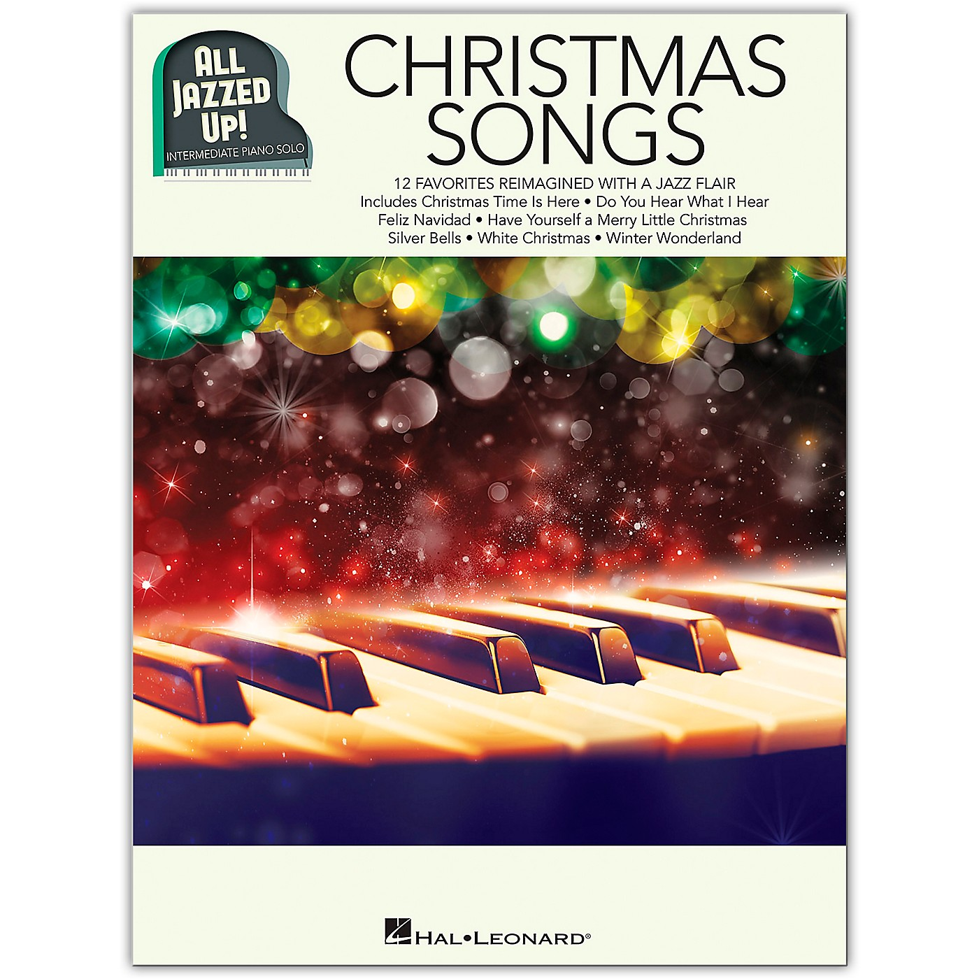 Hal Leonard Christmas Songs - All Jazzed Up!  (Intermediate Piano Solo) thumbnail