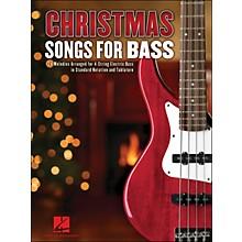 Hal Leonard Christmas Songs for Bass