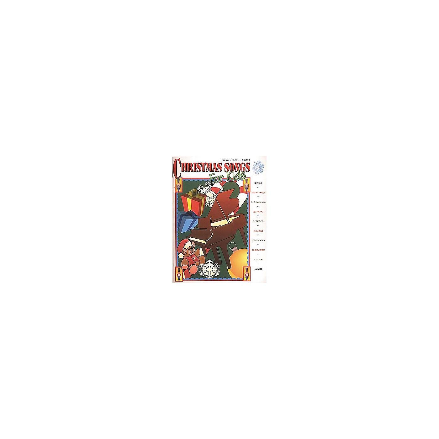 Hal Leonard Christmas Songs for Kids thumbnail