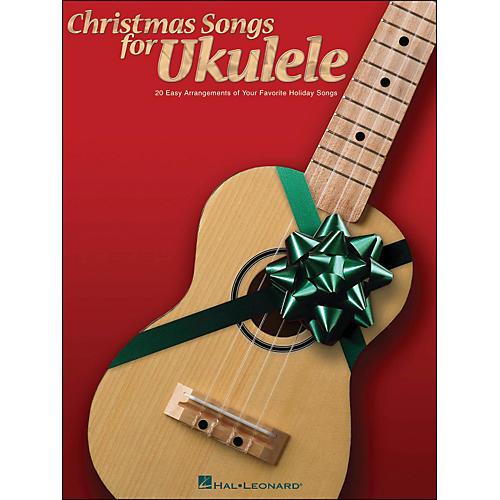 Hal Leonard Christmas Songs for Ukulele thumbnail