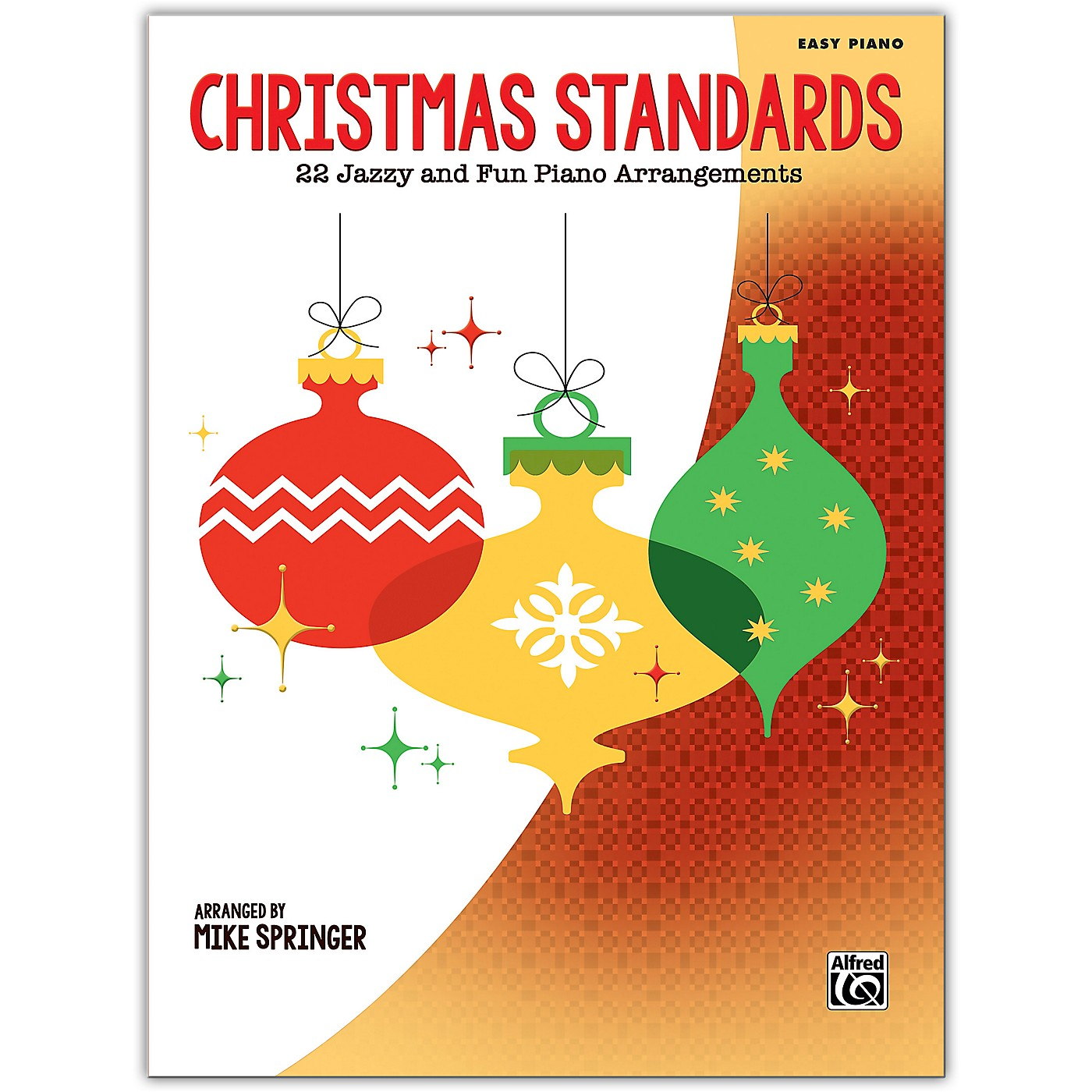 Alfred Christmas Standards Easy Piano thumbnail
