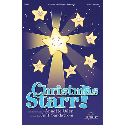 Integrity Music Christmas Starr! (A Children's Musical) PREV CD PAK Arranged by Jeff Sandstrom thumbnail