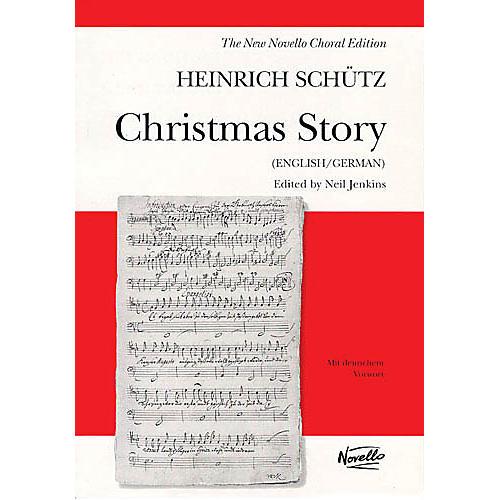 Novello Christmas Story SATB thumbnail