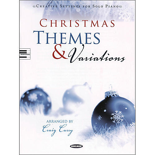 Word Music Christmas Themes & Variations: Creative Settings for Solo Piano thumbnail
