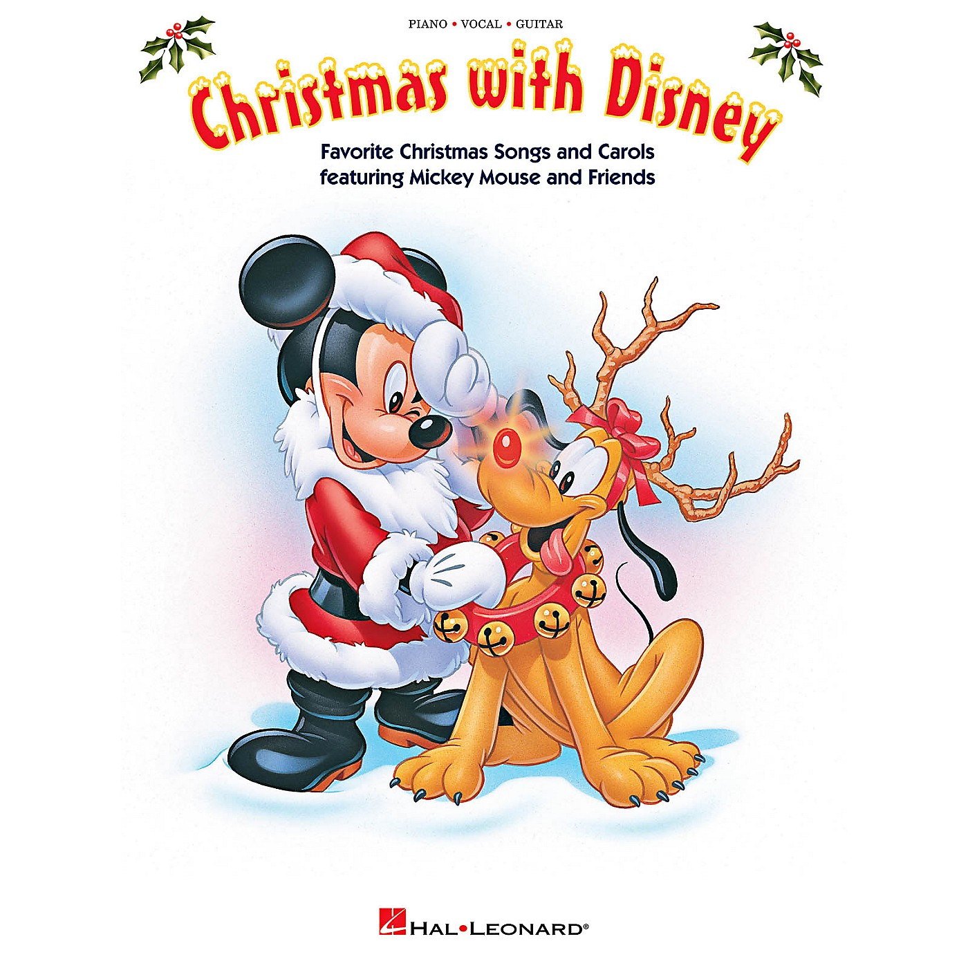 Hal Leonard Christmas With Disney - Piano/Vocal/Guitar Songbook thumbnail