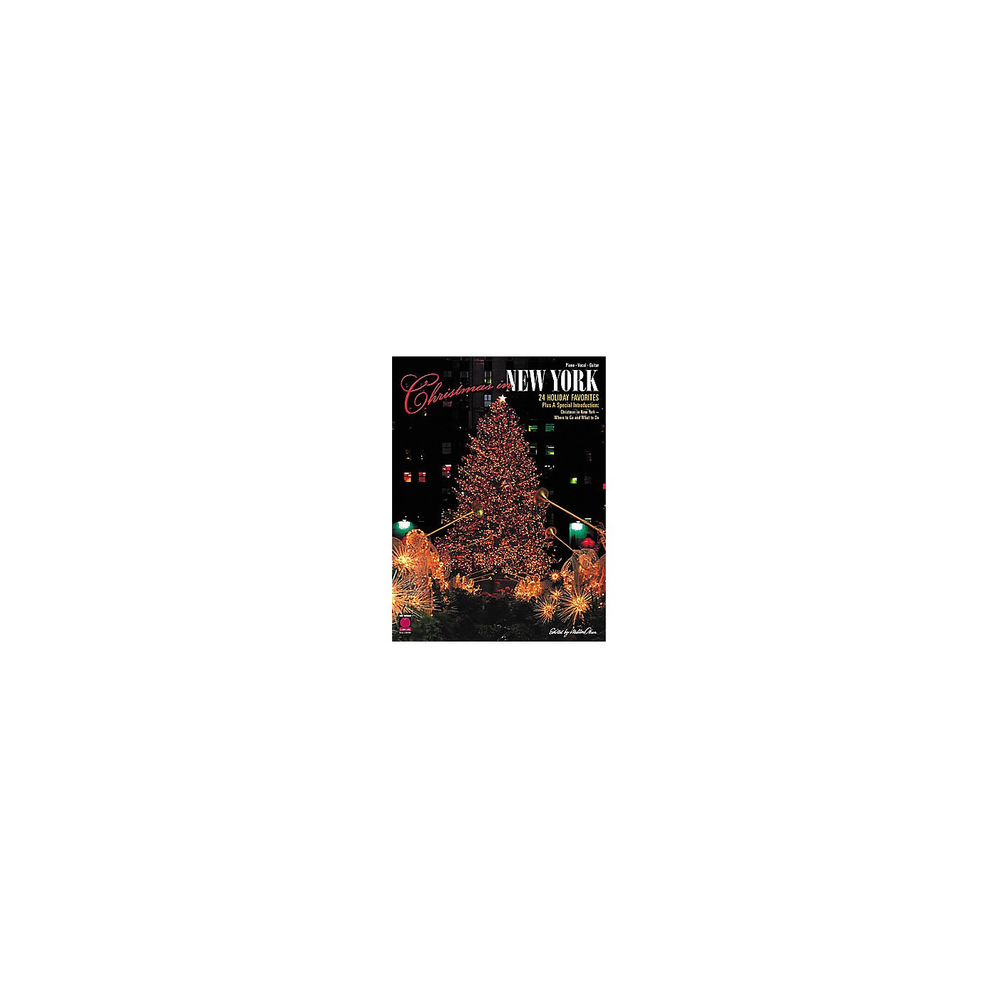Cherry Lane Christmas in New York Piano, Vocal, Guitar Songbook thumbnail