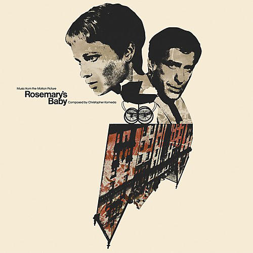 Alliance Christopher Komeda - Rosemary's Baby [Original Soundtrack] thumbnail