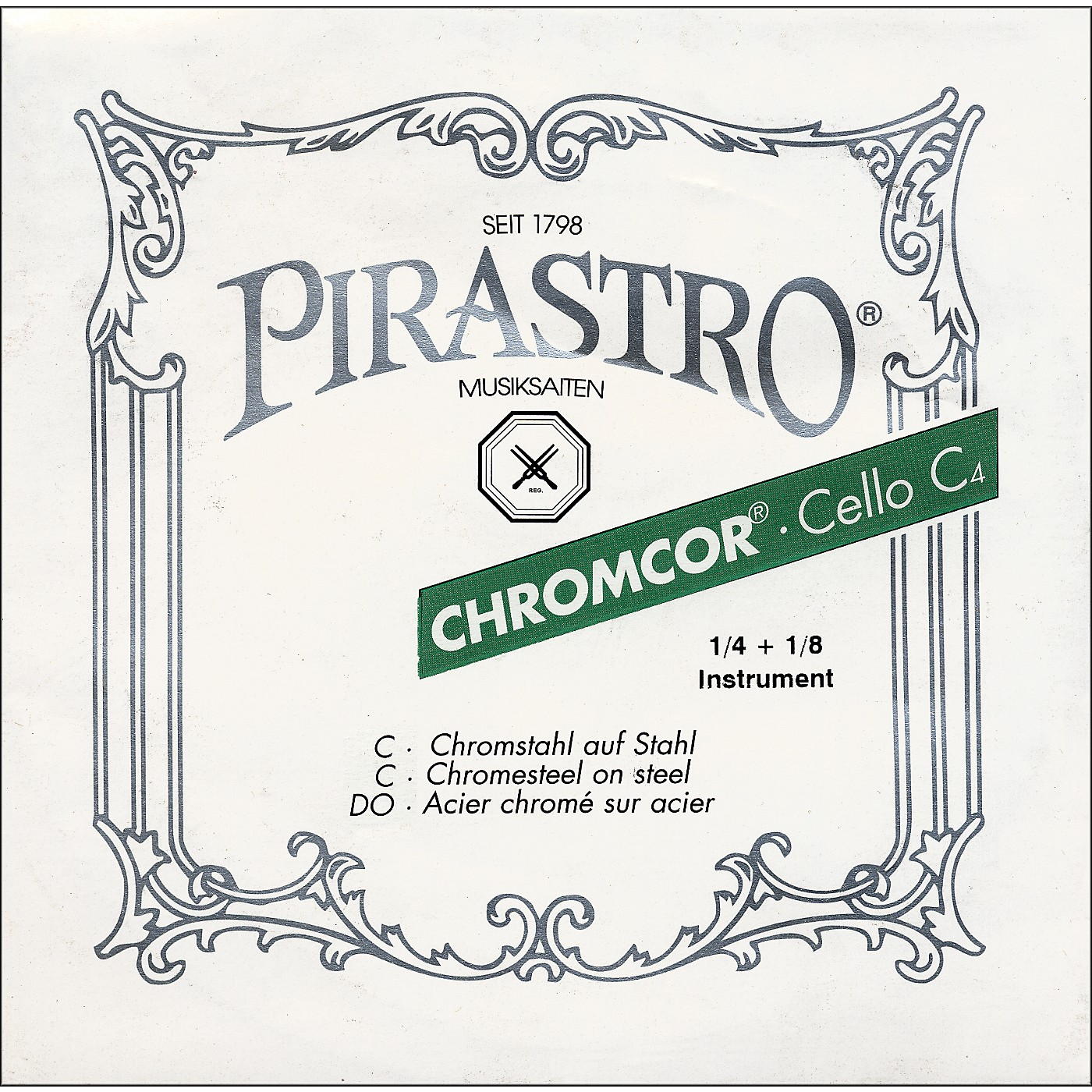 Pirastro Chromcor Series Cello G String thumbnail