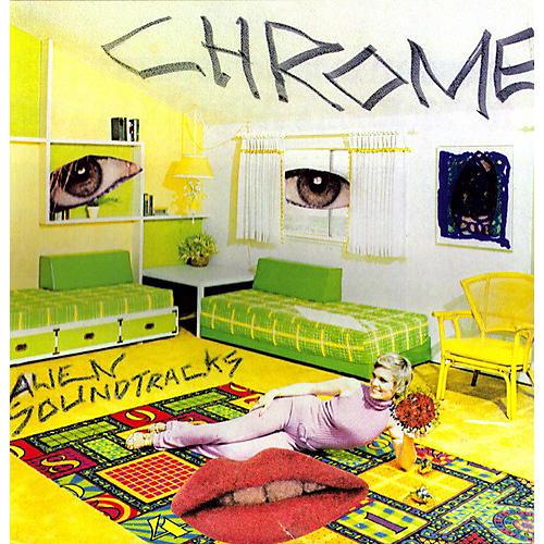 Alliance Chrome - Alien Soundtracks thumbnail