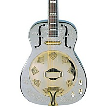 Dean Chrome G Acoustic-Electric Resonator Guitar