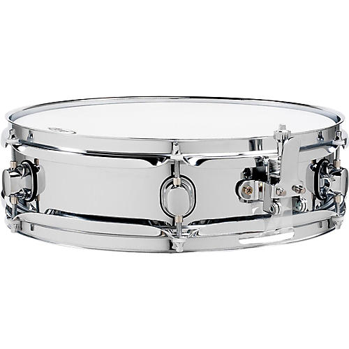 PDP by DW Chrome Over Steel Piccolo Snare Drum thumbnail
