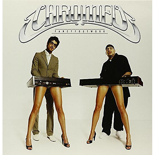 Alliance Chromeo - Fancy Footwork thumbnail