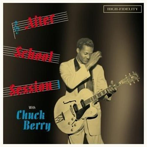 Alliance Chuck Berry - After School Session with Chuck Berry + 4 Bonus thumbnail