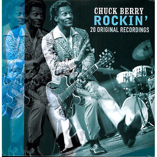 Alliance Chuck Berry - Rockin thumbnail