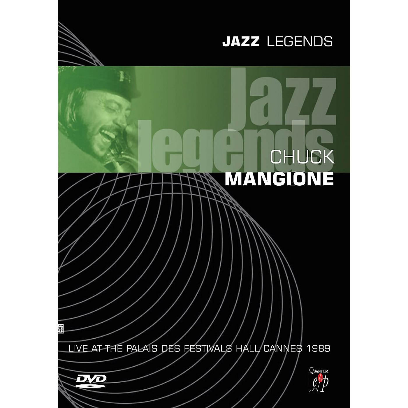 MVD Chuck Mangione - Jazz Legends: Live Live/DVD Series DVD Performed by Chuck Mangione thumbnail