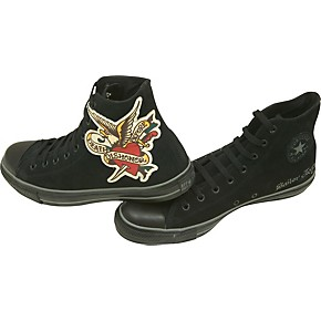 e9cd614a7c31 Converse Chuck Taylor All Star Sailor Jerry Eagle Heart Hi-Tops - Woodwind    Brasswind