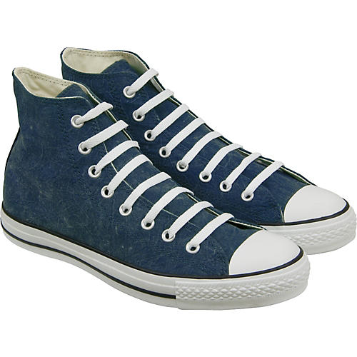 Converse Chuck Taylor All Star Vintage Hi-Top Sneakers (Blue)-thumbnail