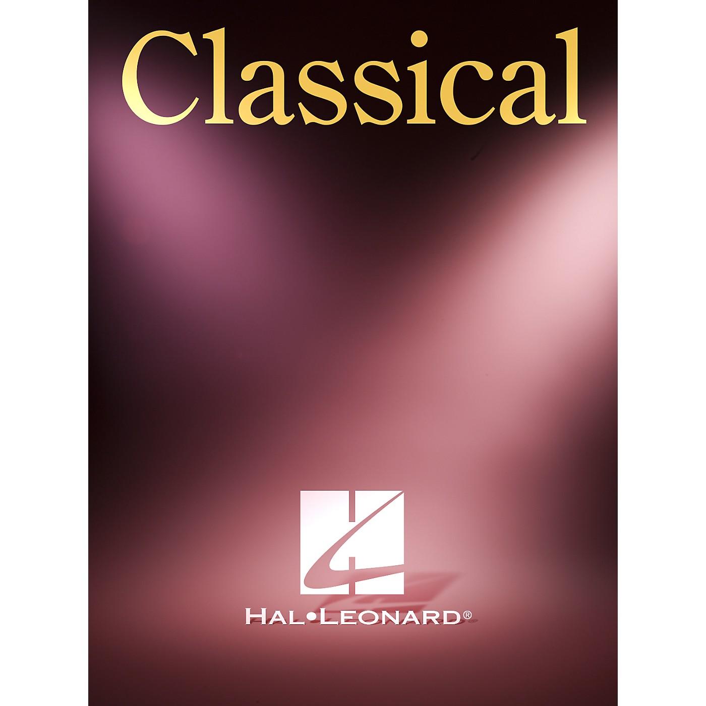 Hal Leonard Ciaccona Dalla Partita In Re Bwv 1004 Suvini Zerboni Series Softcover thumbnail