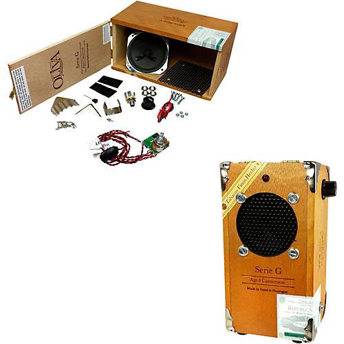 C.B. Gitty Cigar Box Amplifier Kit thumbnail