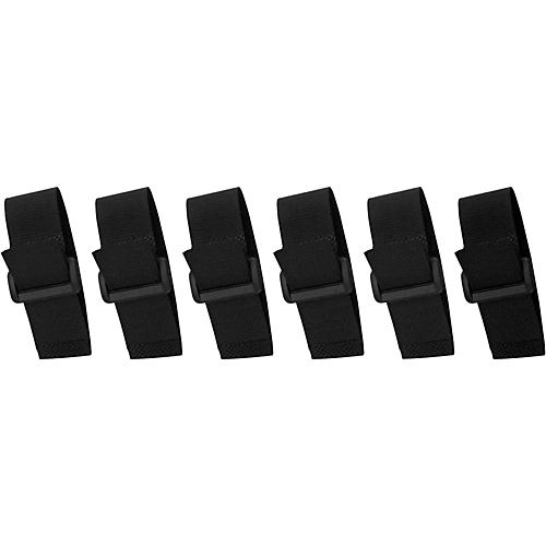 Musician's Gear Cinch Style Cable Straps (6 Pack) thumbnail
