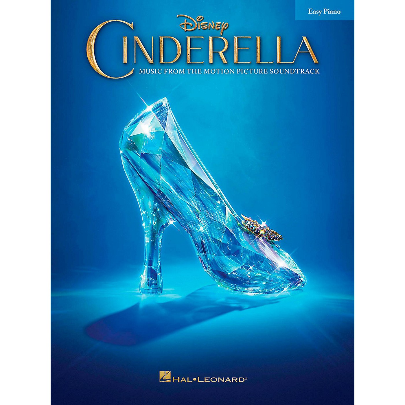 Hal Leonard Cinderella - Music From The Motion Picture Soundtrack For Easy Piano thumbnail