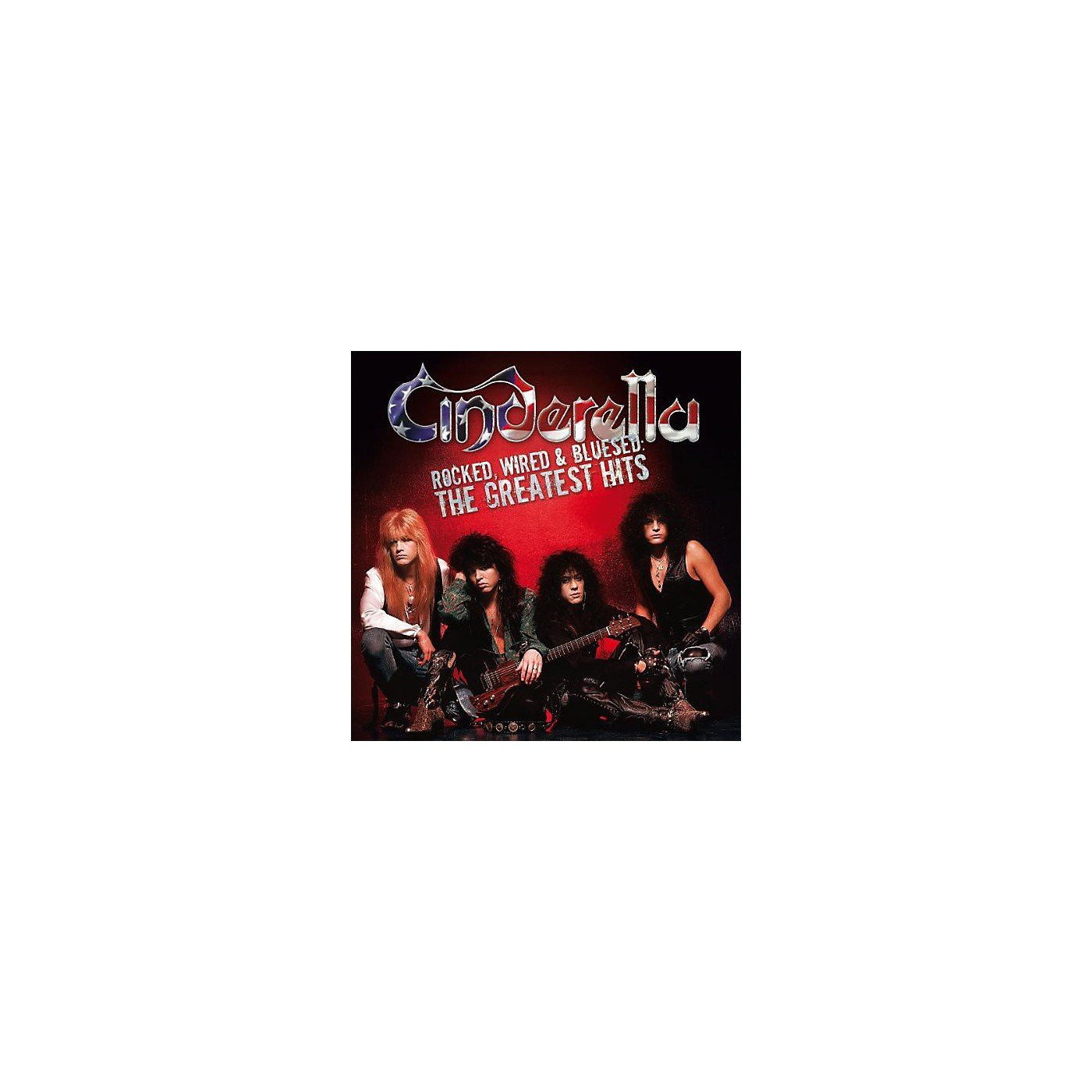 Alliance Cinderella - Rocked, Wired and Bluesed: The Greatest Hits (CD) thumbnail