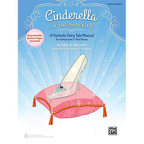 Alfred Cinderella Enhanced CD thumbnail