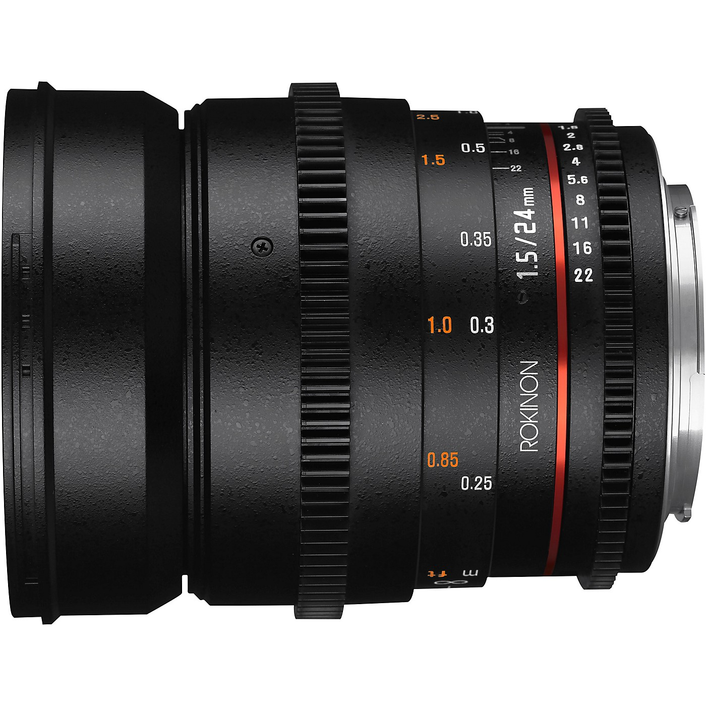 ROKINON Cine DS 24mm T1.5 Wide Angle Cine Lens for Micro Four Thirds thumbnail
