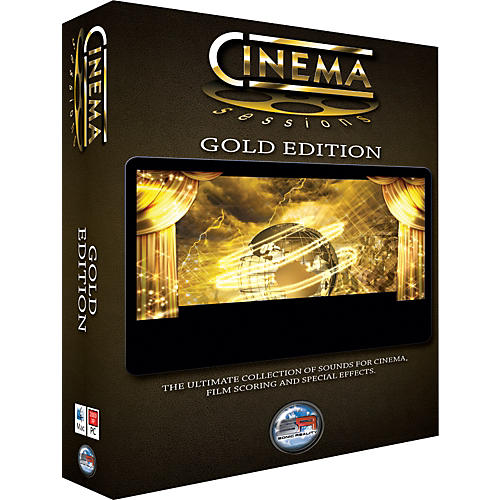 Sonic Reality Cinema Sessions: Gold Edition-thumbnail