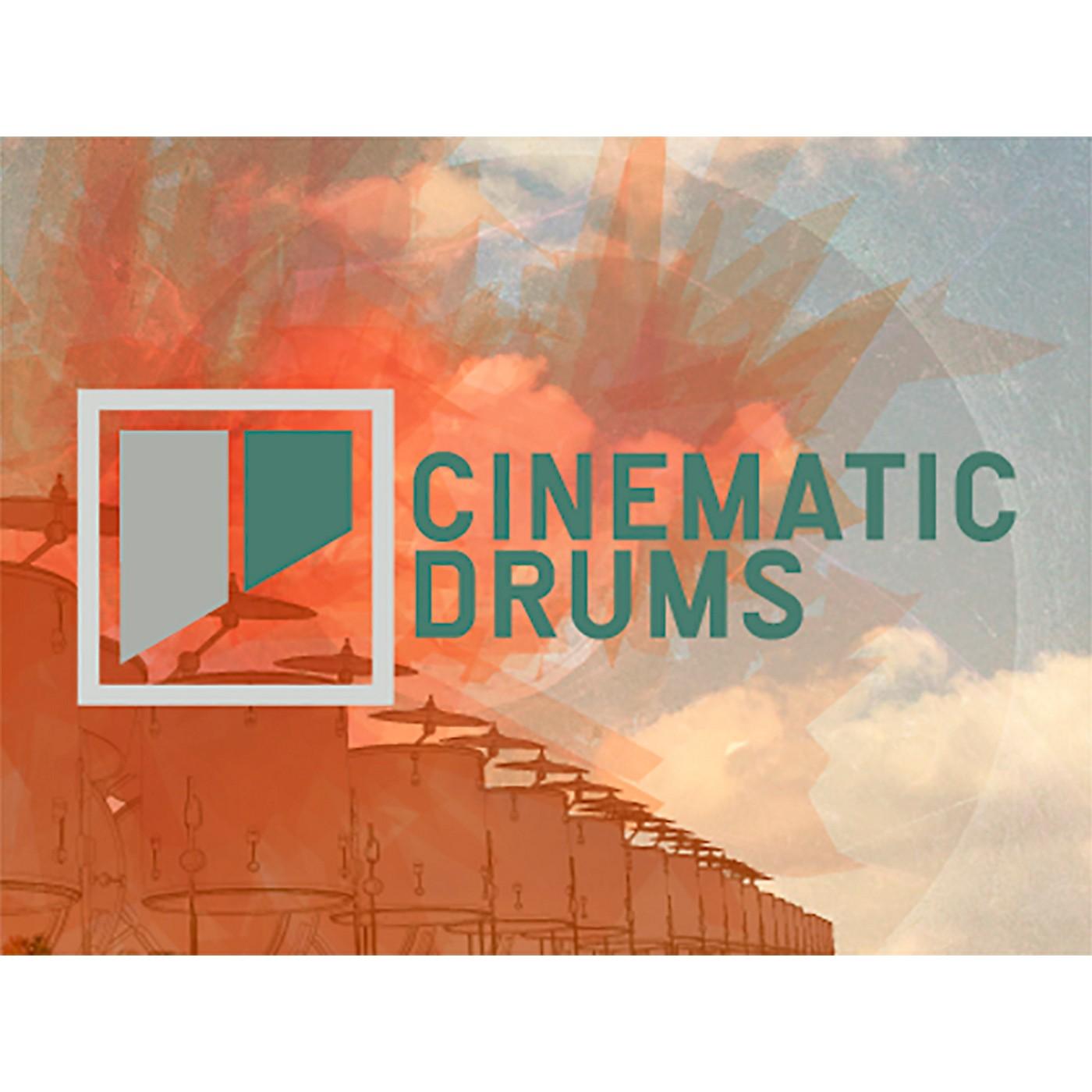 Fxpansion Cinematic Drums thumbnail