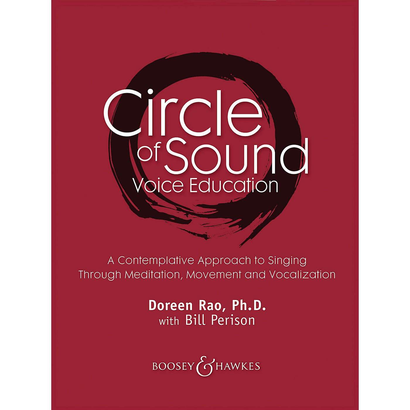 Boosey and Hawkes Circle of Sound Voice Education (A Contemplative Approach to Singing) Book thumbnail