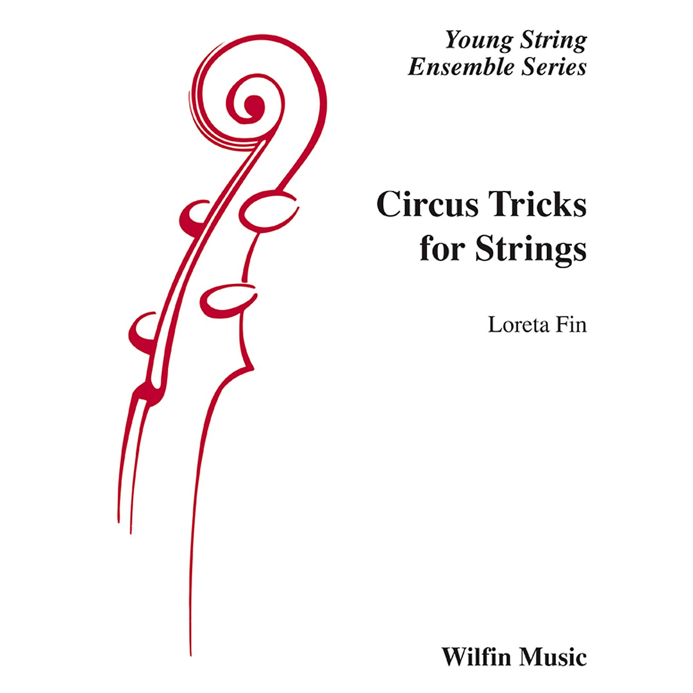 Alfred Circus Tricks for Strings String Orchestra Grade 1 Set thumbnail