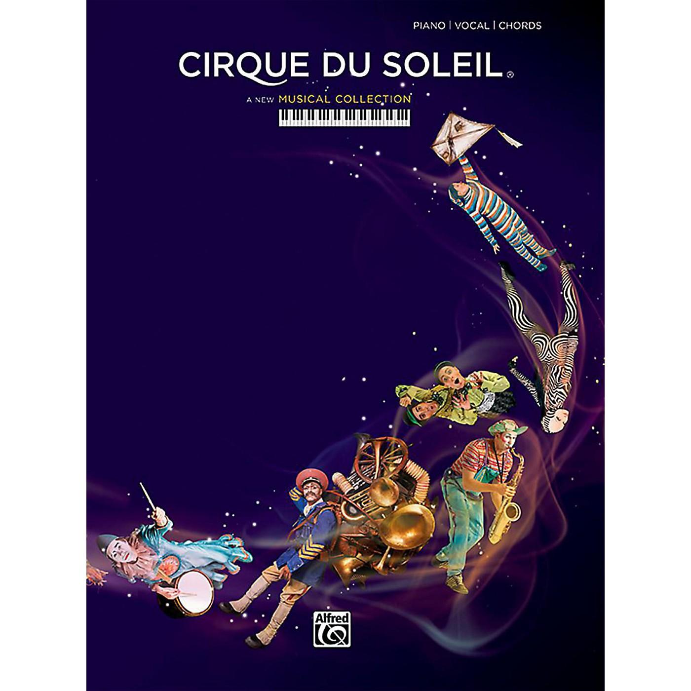 Alfred Cirque du Soleil - Piano/Vocal/Chords Songbook thumbnail
