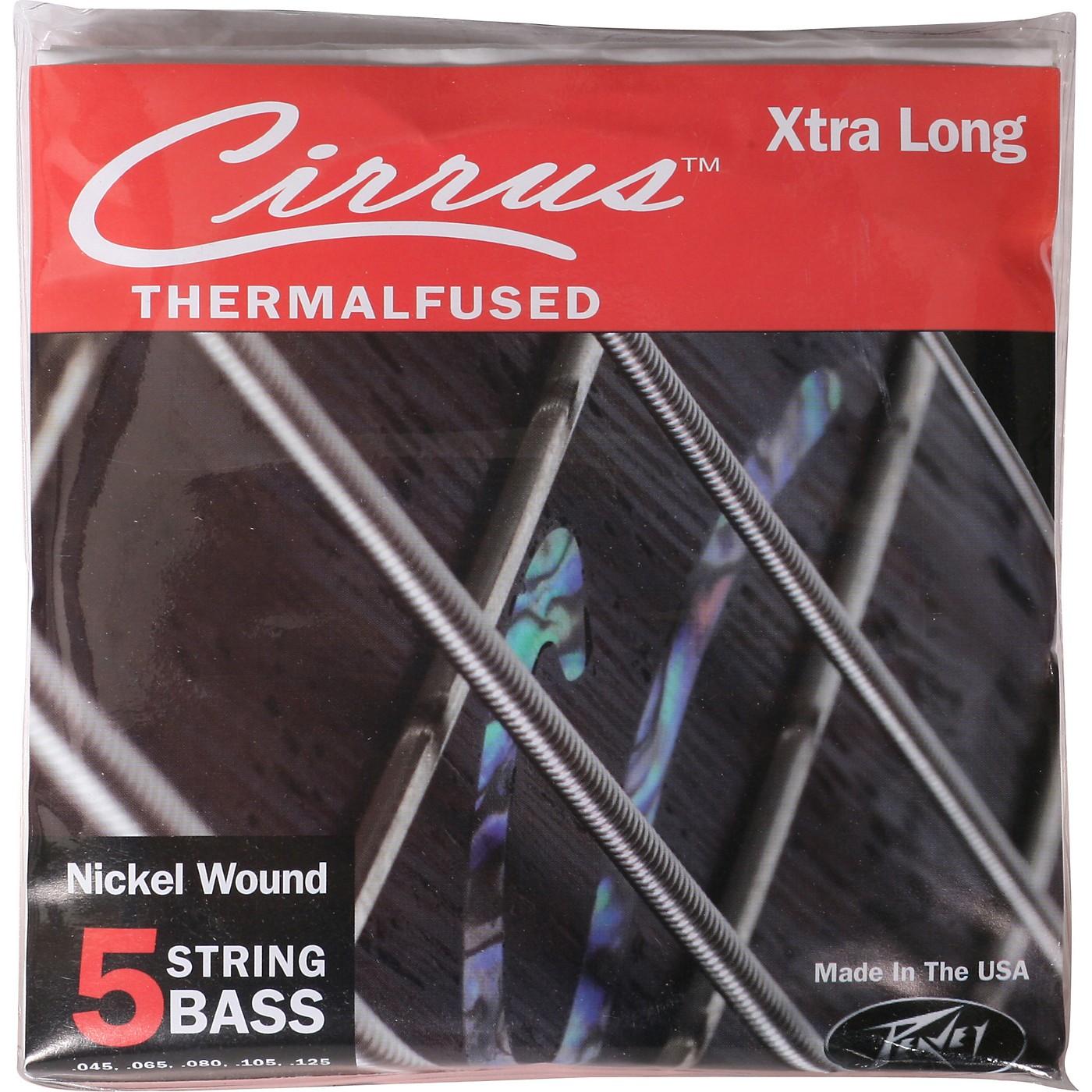 Peavey Cirrus Stainless Steel Strings 5XL thumbnail