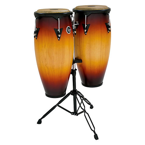 LP City Conga Set with Double Stand thumbnail