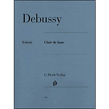 G. Henle Verlag Clair De Lune By Debussy