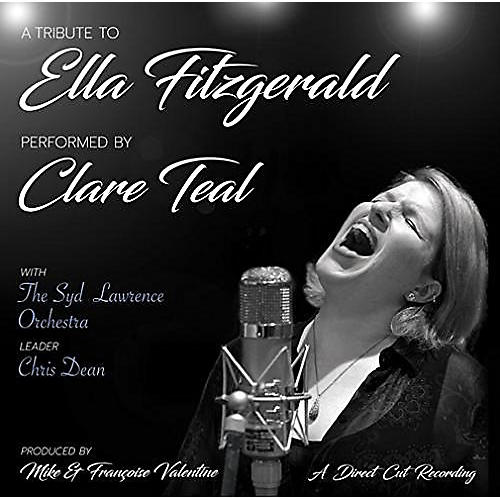 Alliance Clare Teal - A Tribute To Ella Fitzgerald thumbnail