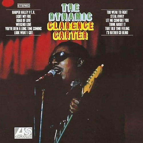 Alliance Clarence Carter - The Dynamic Clarence Carter thumbnail