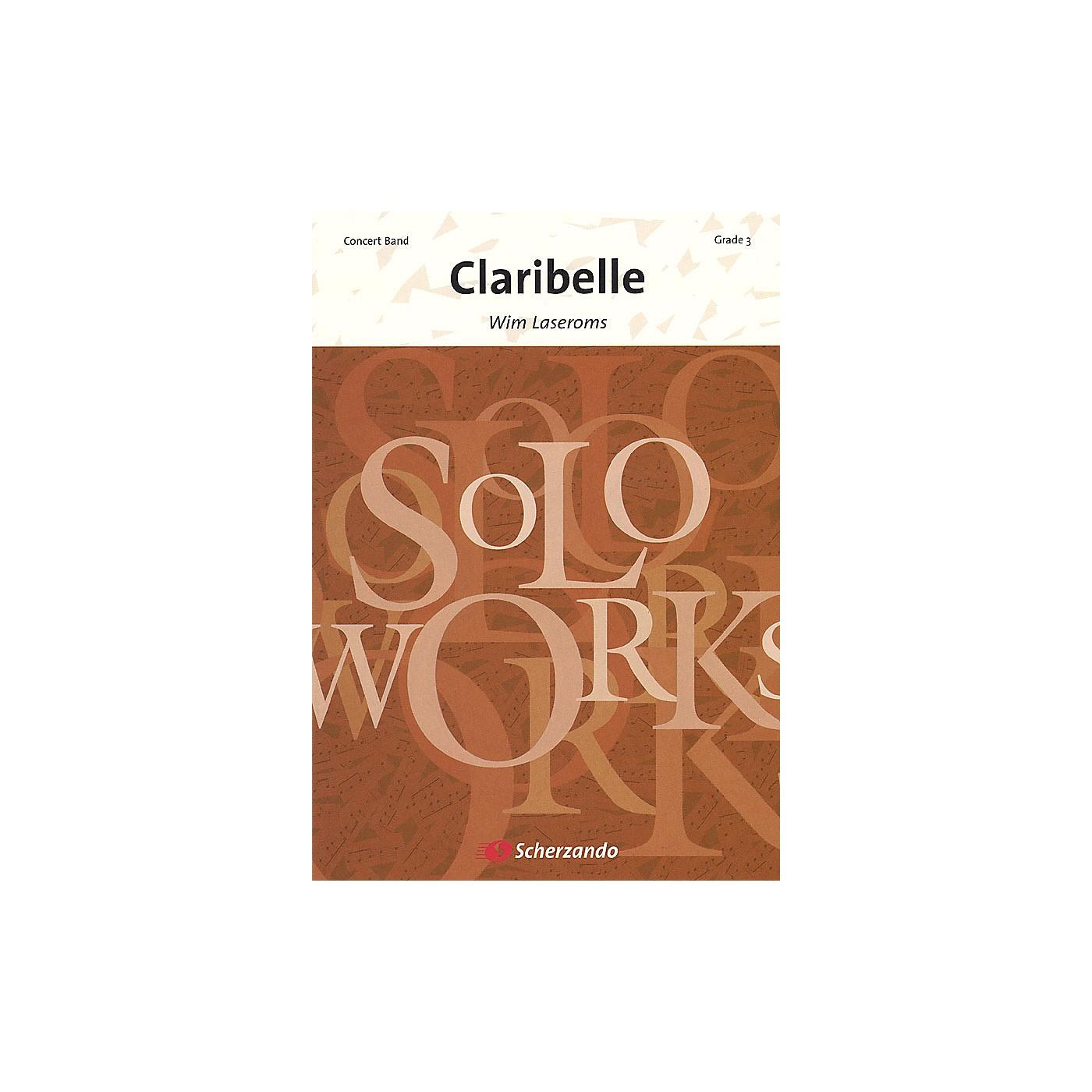 De Haske Music Claribelle (Score & Parts) Concert Band Level 3 Composed by Wim Laseroms thumbnail