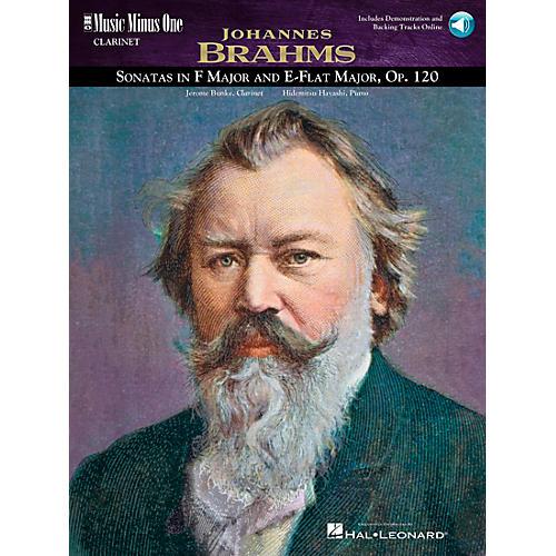 Hal Leonard Clarinet Brahms Sonata-thumbnail